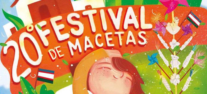 La versión XX del Festival de Macetas de Cali ya tiene afiche oficial