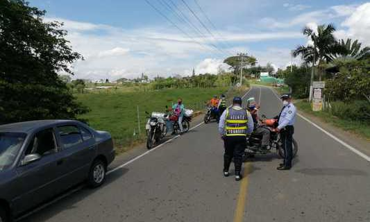 Autoridades del Valle del Cauca reforzarán operativos para evitar viajeros durante este puente festivo
