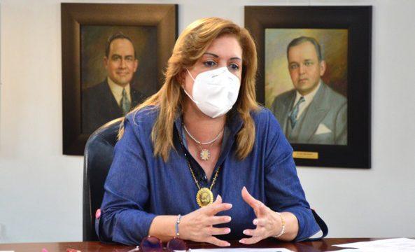 Primeros equipos de UCI importados por el Valle del Cauca serán para Buenaventura, dice la gobernadora Clara Luz Roldán