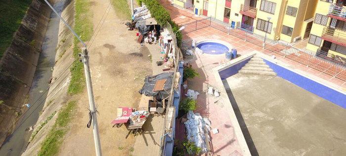 Alcaldía recupera espacio público al sur de la ciudad