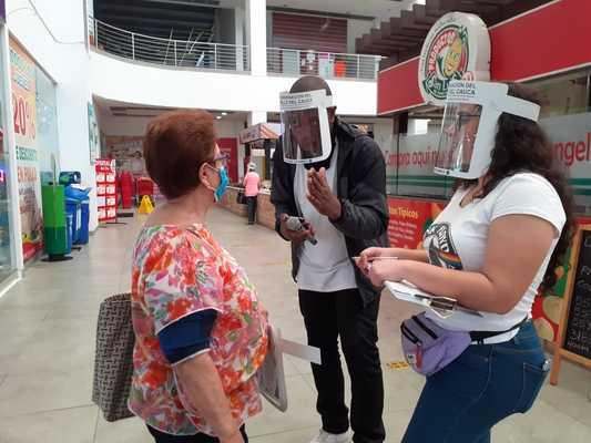Red de Monitores Culturales para impulsar protocolos de bioseguridad en los municipios