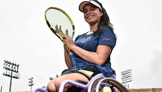 Zuleiny Rodríguez es pasión y corazón