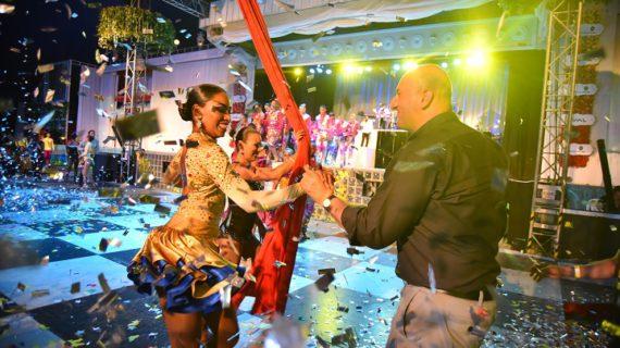 Delirio invita a su gran fiesta virtual bailable de cumpleaños para romper un  Guinness World Record