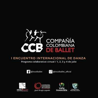 Incolballet realiza I Encuentro Virtual de Danza