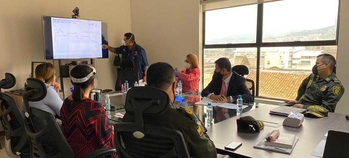Se consolida estrategia integral de seguridad entre Fiscalía de la Nación y Alcaldía de Cali