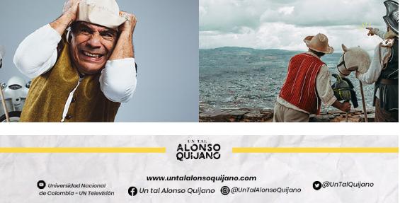 ¡Estreno ya disponible! Mira ahora y gratis 'Un tal Alonso Quijano'