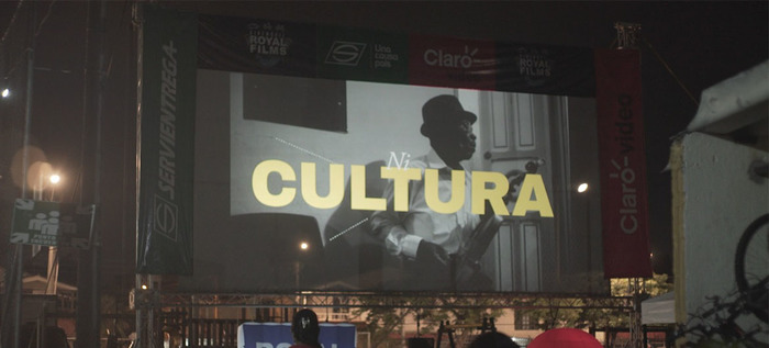 'Cine sin límites' en las ventanas de los caleños