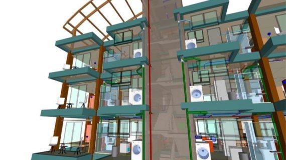 Un evento online reunirá durante siete horas en directo a técnicos de la construcción de Colombia para diseñar un edificio en BIM