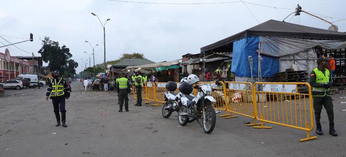 Tenga en cuenta los desvíos que genera el cierre de la galería de Santa Elena