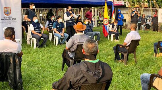 Santa Elena inicia fase de mitigación para ser zona saludable y segura