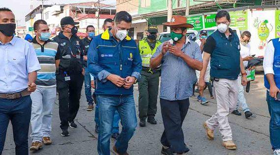 El problema de la COVID-19 es una gran oportunidad para repensar a Santa Elena: Ospina