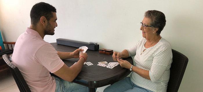 Estimulación Cognitiva en adultos mayores