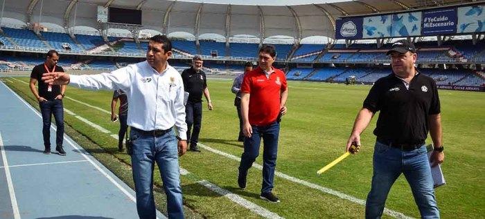 Cali solicitará a la FIFA revisar la evaluación técnica del Pascual