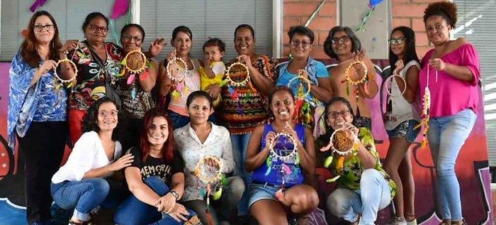 Diálogo 'Intersecciones: Mujeres, racismo y violencias de género'