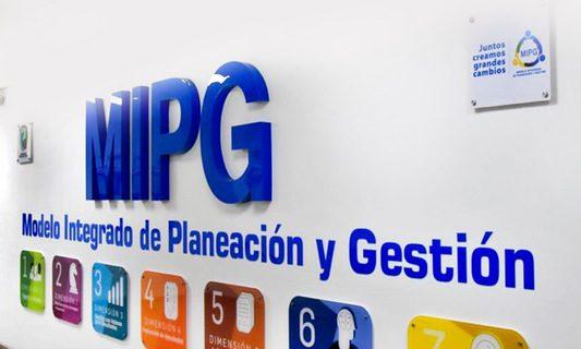 MIPG fue incluido en el Proyecto de Ordenanza Plan de Desarrollo Departamental: 2020-2023 'Valle Invencible'