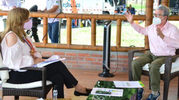 Gobernación del Valle respaldará Plan Maestro de Cavasa que pretende modernizar la central de abastos
