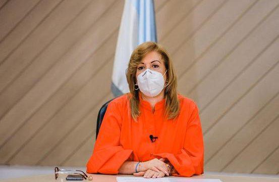Gobernadora Clara Luz Roldán felicita a Univalle en sus 75 años y reconoce su labor en pro del desarrollo de la región
