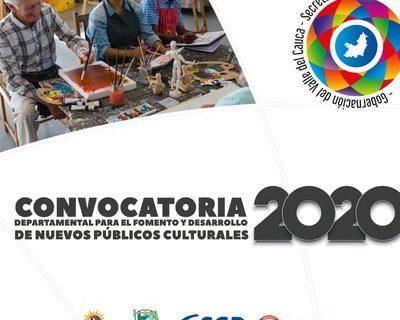 En la Convocatoria Departamental de Estímulos a Proyectos Artísticos y Culturales 338 propuestas pasaron a evaluación de los jurados