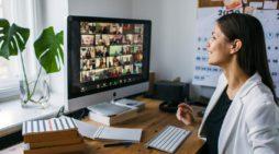 ¿Cómo es una buena reunión virtual?
