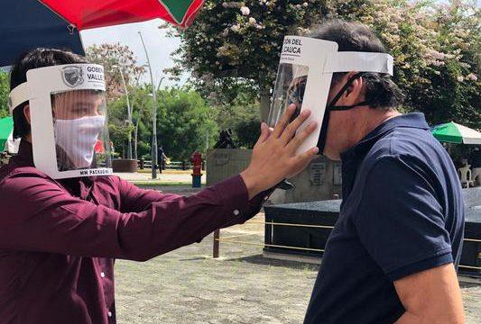 Campaña 'El Valle se cuida en la calle' llega al centro caleño