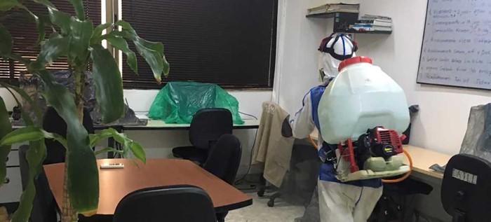 DAGMA ha implementado estrategias para proteger a sus funcionarios, desde el inicio de la pandemia