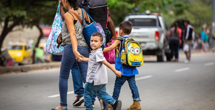 El tiempo se agota: Millones de niños forzados a la mendicidad, al trabajo infantil y al hambre por deterioro del ingreso familiar