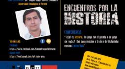 'Encuentros por la Historia', 9 y 10 de julio
