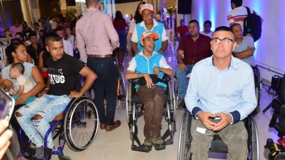Gobernación del Valle busca generar espacios de reactivación económica para personas con discapacidad