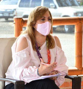 Gobernadora Clara Luz Roldán pide a los vallecaucanos mantenerse optimistas y con fortaleza frente a la pandemia