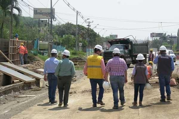 Más de 3 millones de habitantes beneficiados con obras viales en el segundo semestre de 2020