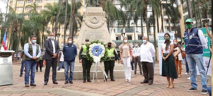 ¡Orgullo y cultura ciudadana!, la caleñidad conmemora la determinación de sus libertadores