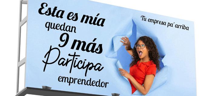 Se amplía inscripción para competir por publicidad gratis en 10 vallas de la ciudad
