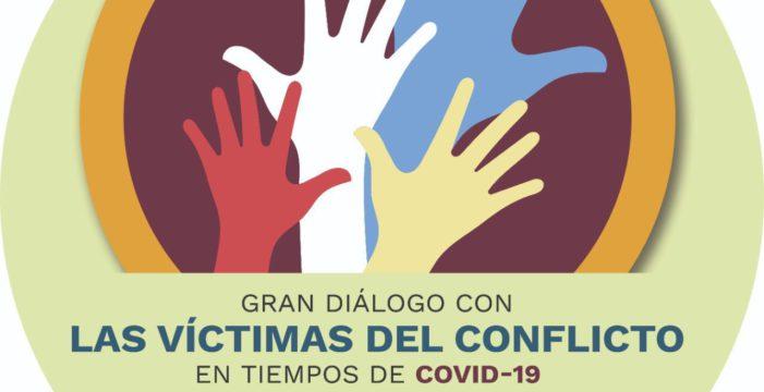 """Director general de la Unidad para las Víctimas liderará """"Gran diálogo con las víctimas del conflicto en tiempos de COVID-19"""""""