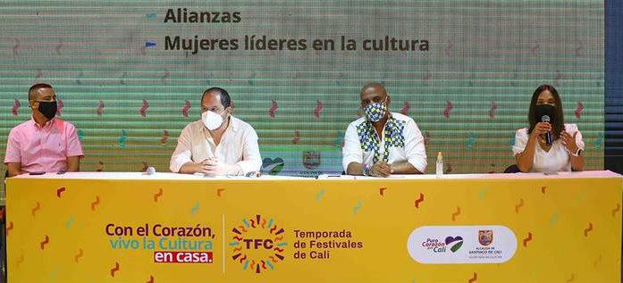 Cali, primera capital de Latinoamérica en realizar festivales culturales de manera virtual
