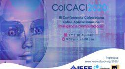 ColCACI 2020, un evento de inteligencia computacional.