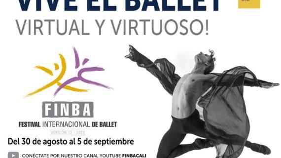 11 compañías de ballet del mundo y más de 120 artistas participarán en FINBA 2020