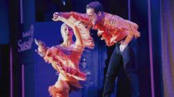 Gran lanzamiento del programa de televisión 'Vení Bailemos'