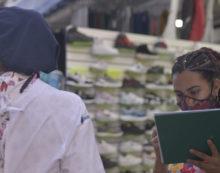 La Calle del Comercio, sector Los Mangos se suma al cierre voluntario por dos días