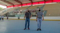 Lucha y Taekwondo se realizarán en el Coliseo Miguel Calero Calero en los Juegos Panamericanos Junior Cali-Valle 2021