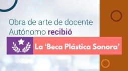 Obra de arte de docente de la UAO recibió la 'Beca Plástica Sonora'
