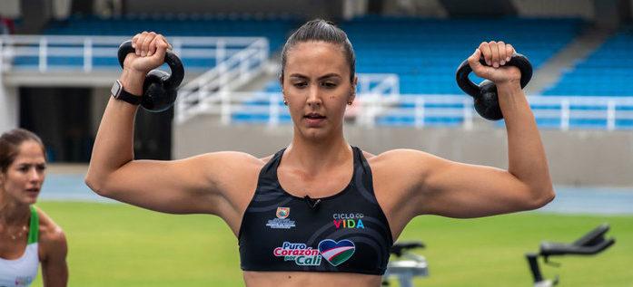 """""""Quiero ser la primera colombiana en la final de los 50 m de los Juegos Olímpicos"""": Isabella Arcila"""