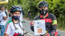 Comunidad de La Buitrera activó su Ruta D' Vida de la mano con la Secretaría del Deporte