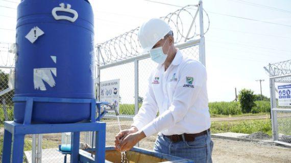 18 obras en ejecución para llevar agua potable y saneamiento básico, en el balance de gestión de Vallecaucana de Aguas