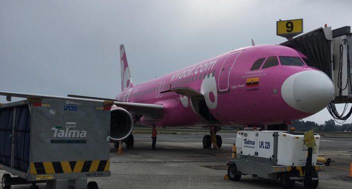 Viva Air, primera aerolínea en reabrir los cielos internacionales