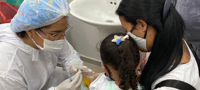 En Cali se intensificará la vacunación por baja de coberturas
