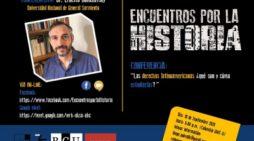Encuentros por la Historia, septiembre 10 y 11