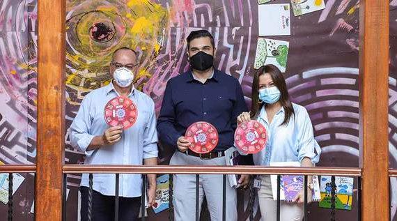Fundación Telefónica Movistar realizó donación a la Alcaldía de Cali