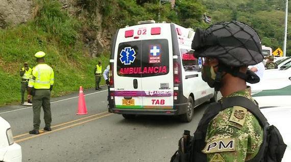 Gobierno departamental liderará medidas de control en el kilómetro 18