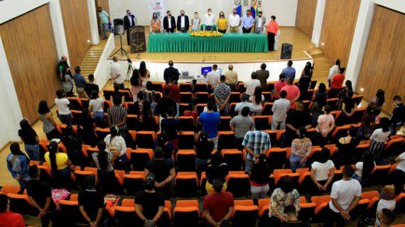 INTEP llegó a Guacarí con administración de empresas y contaduría para 240 jóvenes
