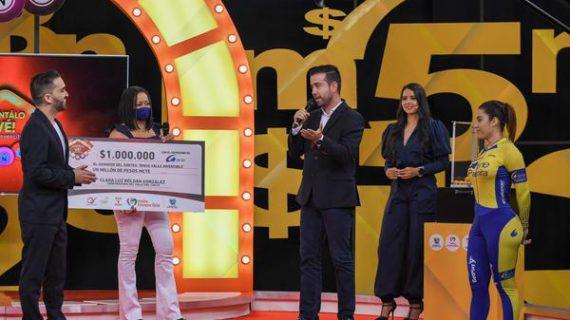 Nuevos ganadores en la segunda emisión del Bingo Valle Invencible 'Cantálo ve'